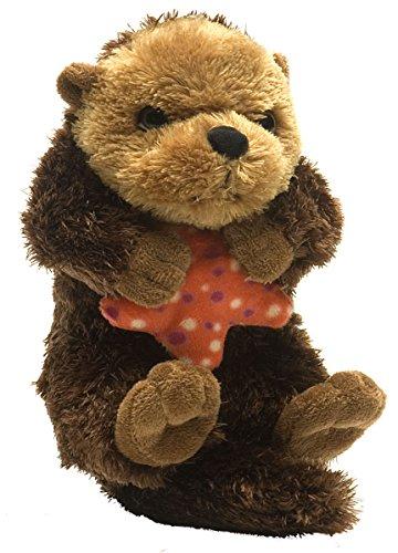 Wild Republic Hug Ems Sea Otter Plush Toy