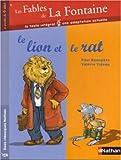 echange, troc Paul Beaupère, Valérie Videau - Les Fables de La Fontaine, Tome 6 : Le lion et le rat