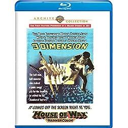 House of Wax [3D Blu-ray] [Blu-ray]