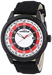 Timex Expedition Analog Multi-Color Dial Unisex Watch - T49821