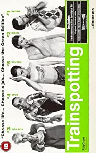 Trainspotting [VHS] [Import]