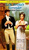 Lady Serena's Surrender (Zebra Regency Romance) (0821766074) by Jeanne Savery