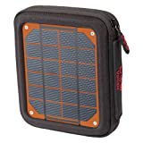 "Voltaic Systems 4.0W ""Amp"" 1018-O Portable Solar Charger and 4000mAh USB Battery Backup Bank for iPhone, iPad, Samsung Galaxy, Android, and USB Devices"