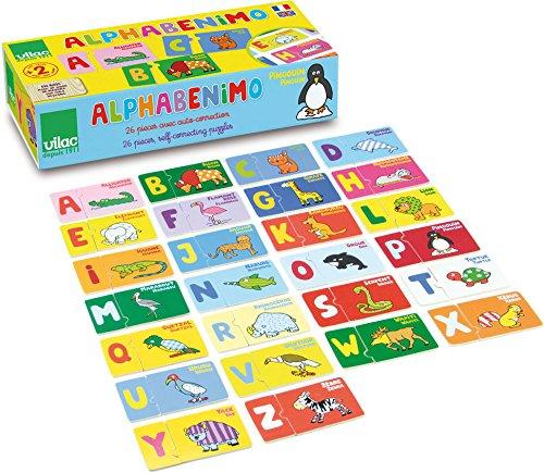 Schule - Alphabet
