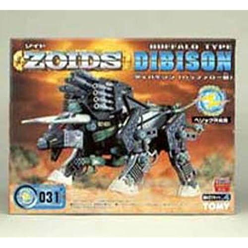 ZOIDS 031 디 바이 소  - (2000-05-25)