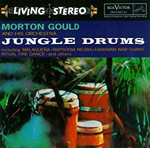 Jungle Drums [IMPORT]