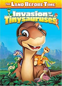 The Land Before Time XI - The Invasion of the Tinysauruses [Import]