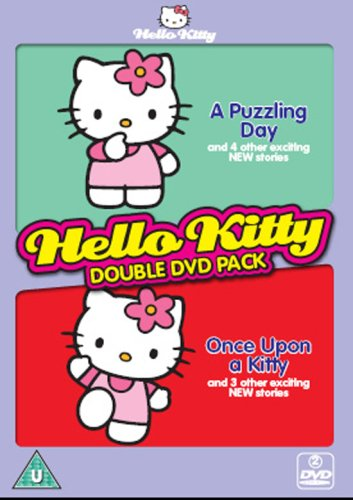 Hello Kitty - A Puzzling Day/Once Upon A Kitty [DVD]