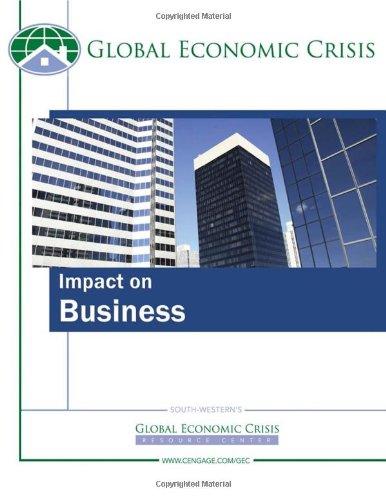Custom Enrichment Module: Global Economic Watch: Impact on Business