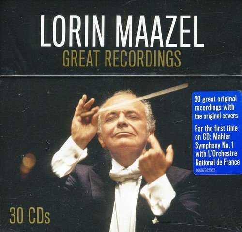 Lorin Maazel Great Recordings