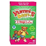 YUMMI BEARS (HERO NUTRITIONAL PRODUCTS) Yummi Bears Fish Free Omega 3-6-9 90 bears by Yummi Bears