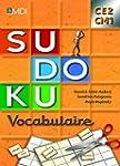 Sudoku Vocabulaire - CE2 / CM1