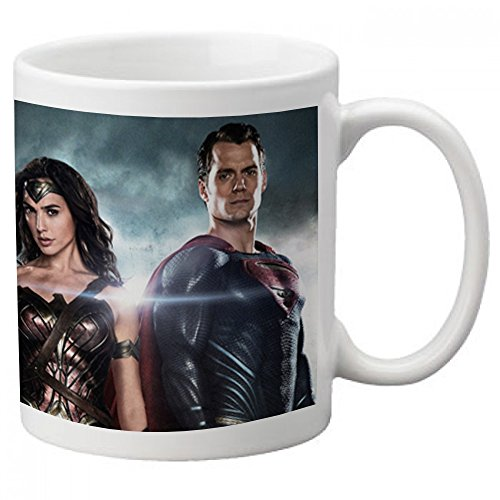 FS-Tazza, motivo: Batman, Wonder Woman Superman