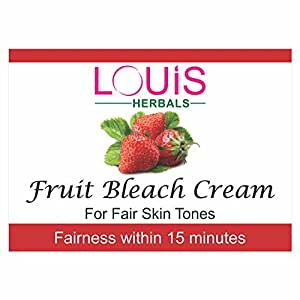 Louis Herbals Louis Herbals Fruit Bleach Cream