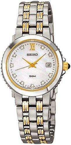 Seiko Women's SXD642 Le Grand Sport Diamond Watch
