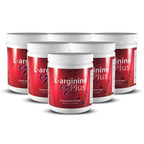 L-Arginine Plus 6-Pack