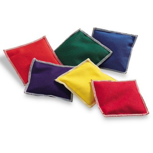 Learning Resources Rainbow Bean Bags (6-Piece)