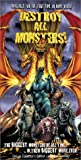Destroy All Monsters [VHS]
