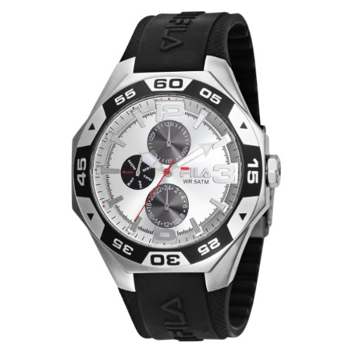 Fila Men's FA0831-33 Multi-function Energia Watch