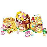 Juratoys - BJ213473 - Pazapa - Poupe - Hello Kitty Confiseriepar Juratoys