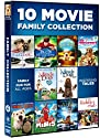 10 Movie Family Collection (2 Discos) [DVD]