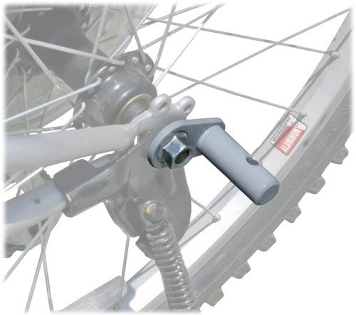 Quick Bicycle Hitch Adapter For Pet-Trailer-1