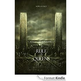 A Rule of Queens (Book #13 in the Sorcerer's Ring) (English Edition)