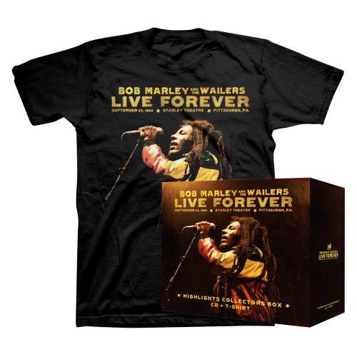 Live Forever: The Stanley Theatre, Pittsburgh PA September 23, 1980 [Limited Edition Collector's Box with