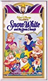 Snow White and the Seven Dwarfs [VHS] [Import anglais]