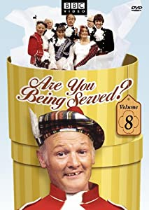 Are You Being Served?, Vol. 8 by BBC Home Entertainment