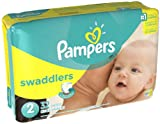 Pampers Swaddlers Diapers - Size 2 - 32 ct