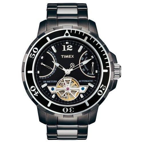 Timex Men s T2M516 Sport Luxury Automatic Stainless Steel Bracelet Watch c616de36d03