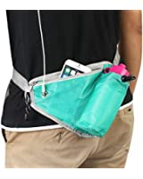 2-tECH sac/porte-sac à bouteilles (thermique) banane sport idéal pour le jogging city