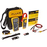 Fluke Fluke-116/323 Kit HVAC Multimeter and Clamp Meter Combo Kit