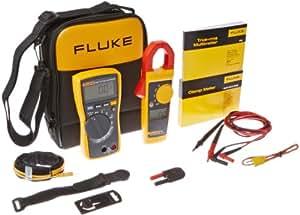Fluke FLUKE-116/323 KIT HVAC Multimeter and Clamp