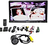 51WHoXcnLwL. SL160  Sony Xnv 770bt 7 Inch Touchscreen Double Din In dash DVD/mp3/wma/aac/jpeg/mp4 Receiver