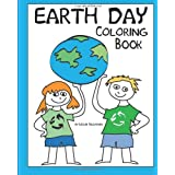 Earth Day Coloring Book ~ Leslie Nazarian