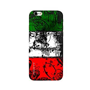 RICKYY _ip6S_1107 Printed matte designer colorfull design case for Apple iPhone 6s