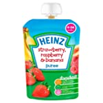 Heinz Strawberry Raspberry and Banana...