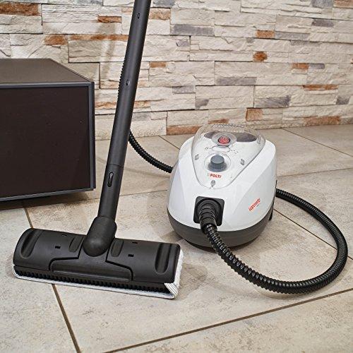 Polti nettoyeur vapeur vaporetto smart 45 pression 4 bars - Nettoyeur vapeur interieur maison ...