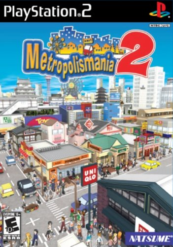 Metropolismania 2 - PlayStation 2