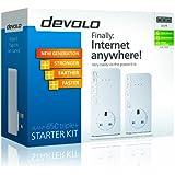 Devolo dLAN 650 Triple Plus Starter Kit - White