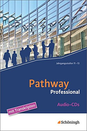 Pathway Professional: Audio-CDs