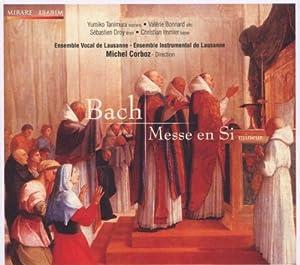 Bach: B-minor Mass (Ensemble Vocal & Instrumental de Lausanne/Corboz) from Mirare