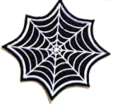 Spider Spiderman Web SuperHero Marvel Comics Movie Logo Kid Polo T shirt Patch Sew Iron on Embroidered Badge Costume