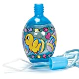 Easter Egg Blowing Bubbles - Alternative Easter Gift (1 Supplied)