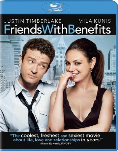 Friends with Benefits (+ UltraViolet Digital Copy) [Blu-ray] by Screen Gems