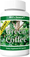 Green Coffee Bean Extract ! ★Lose Weight ★ 100% Natural, Proven Weight Loss Pill! Extra…