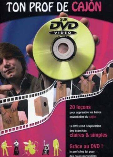 Ton Prof Cajon + DVD
