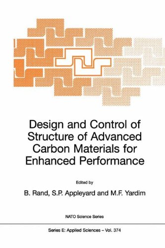 Design and Control of Structure of Advanced Carbon Materials for Enhanced Performance: NATO Advanced Study Institute, Antalya, Turkey, May 10-21, 1998 (Nato Science Series E:)